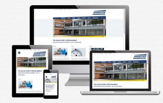 Otto Annecke neue Website